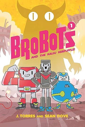 Brobots Vol. 1
