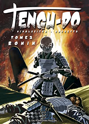 Tengu-Do Vol. 2: Ronin