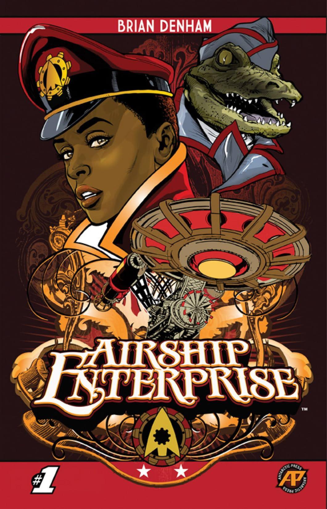 Airship Enterprise #1