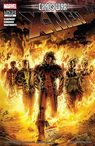 Chaos War: X-Men No.1 (sur 2)