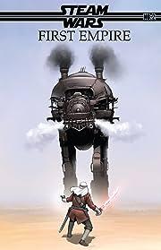 Steam Wars: First Empire #2