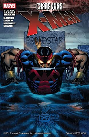 Chaos War: X-Men No.2 (sur 2)