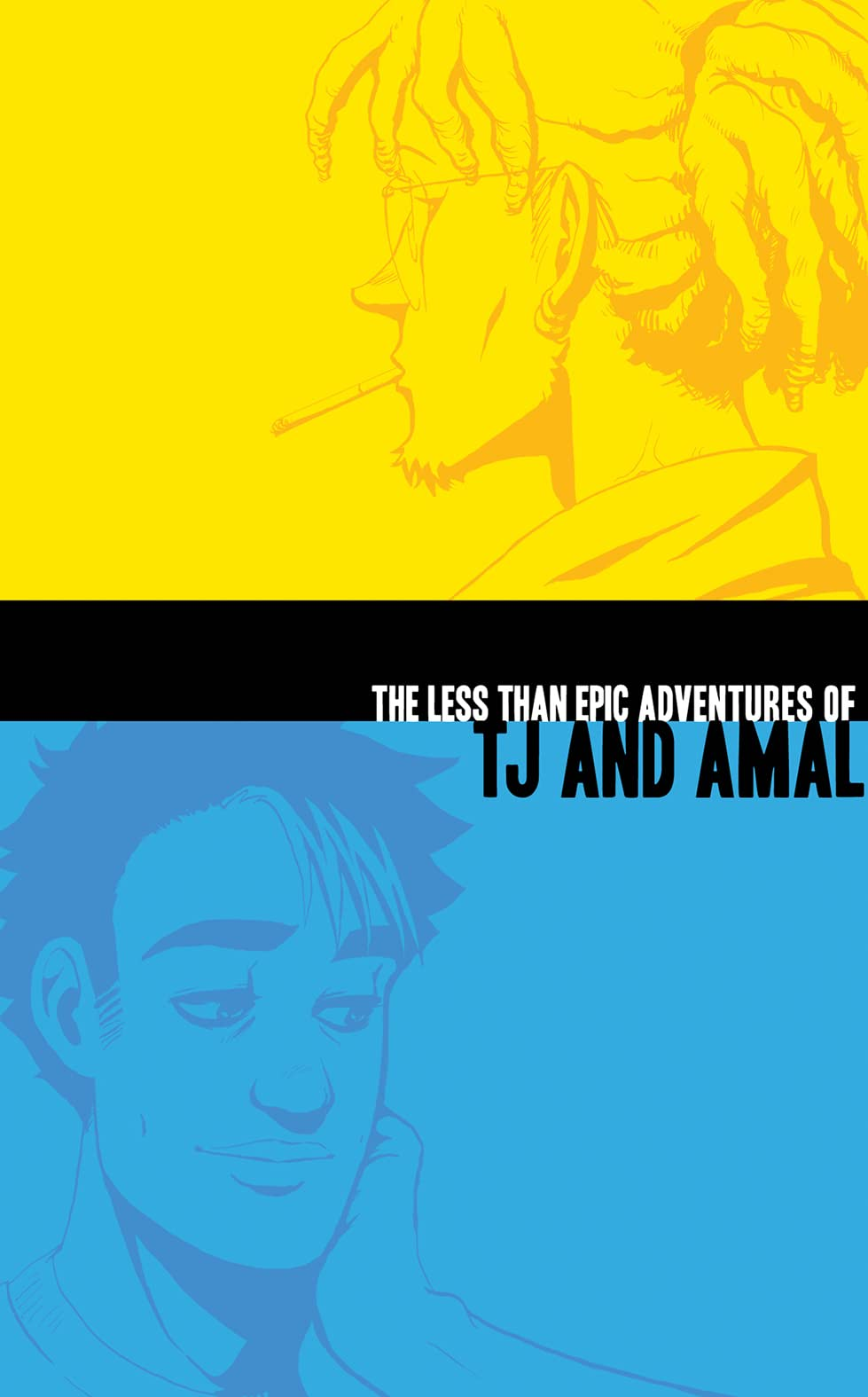 The Less Than Epic Adventures of TJ and Amal