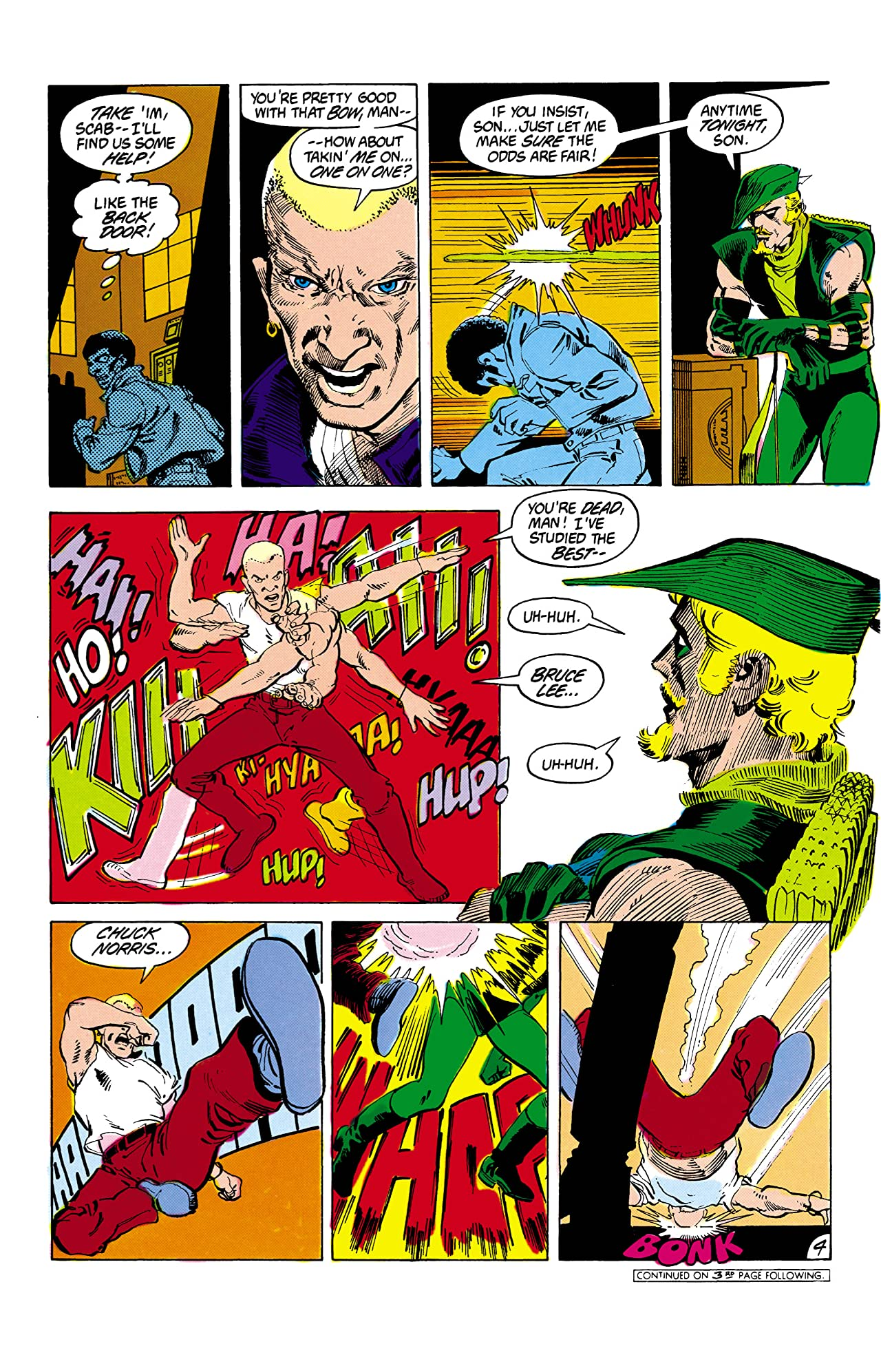 Green Arrow (1983) #1