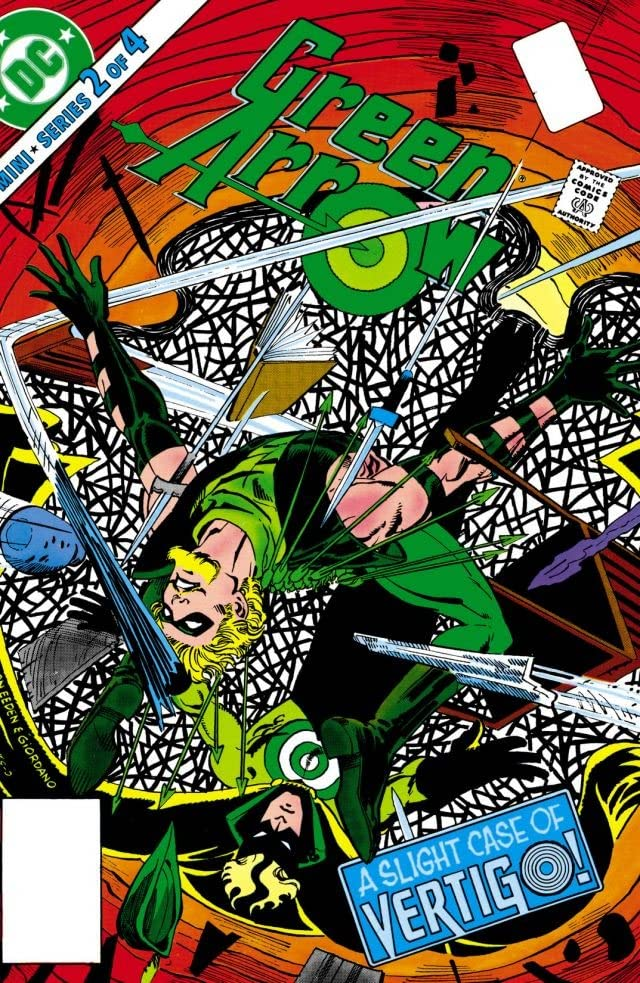 Green Arrow (1983) #2
