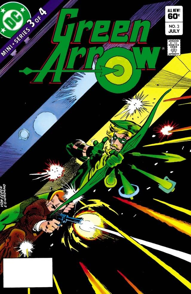 Green Arrow (1983) #3