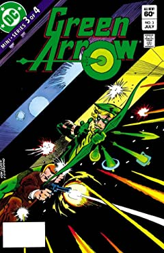 Green Arrow (1983) No.3