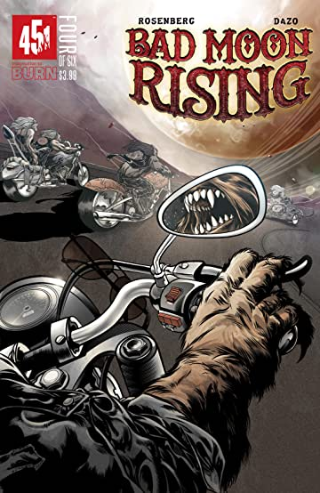 Bad Moon Rising #4