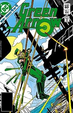 Green Arrow (1983) No.4