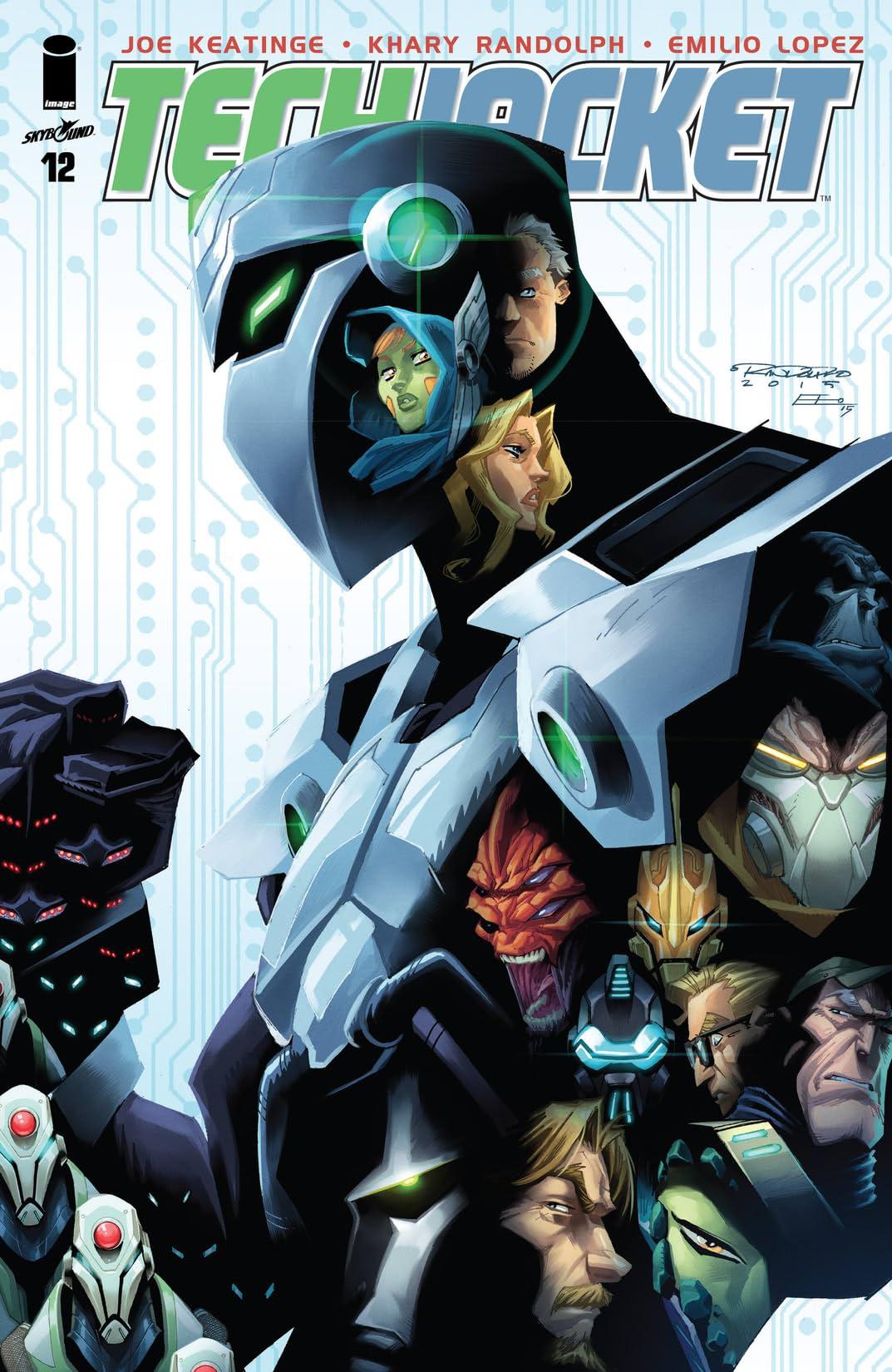 Tech Jacket (2014- ) #12