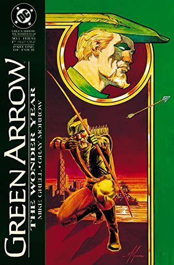 Green Arrow: The Wonder Year (1993) #1
