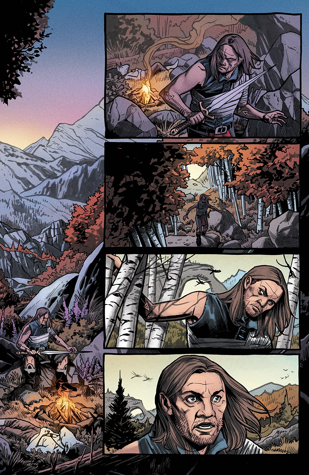 The Autumnlands #8
