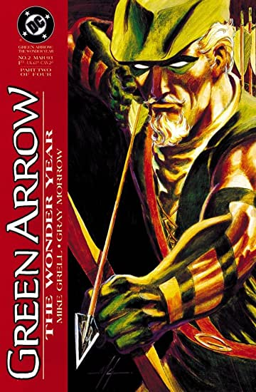 Green Arrow: The Wonder Year (1993) #2
