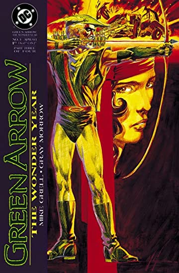 Green Arrow: The Wonder Year (1993) #3