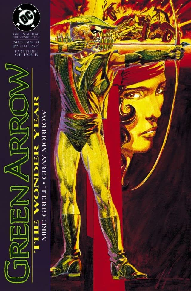 Green Arrow: The Wonder Year (1993) #3