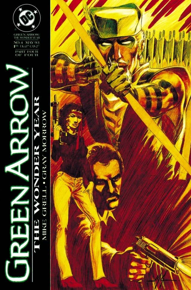 Green Arrow: The Wonder Year (1993) #4