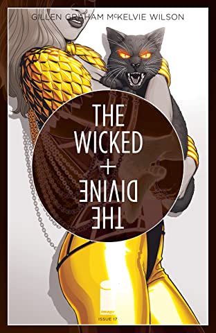 The Wicked + The Divine No.17