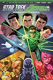 Star Trek/Green Lantern #6 (of 6)