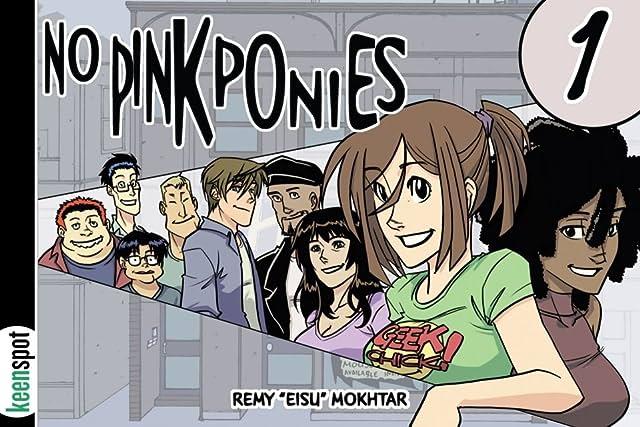 No Pink Ponies Vol. 1