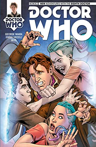 Doctor Who: The Eighth Doctor #3