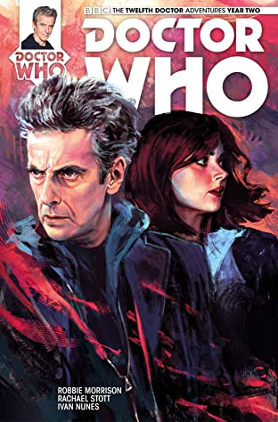 Doctor Who: The Twelfth Doctor No.2.1
