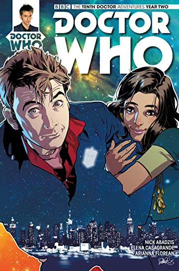 Doctor Who: The Tenth Doctor #2.5