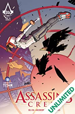 Assassin's Creed #4