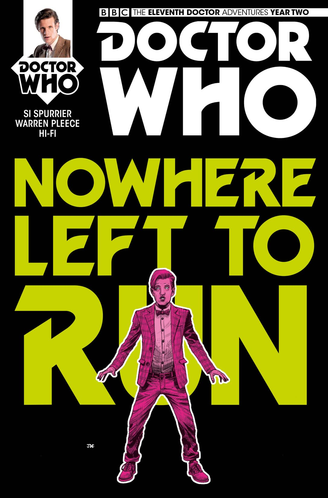 Doctor Who: The Eleventh Doctor #2.5