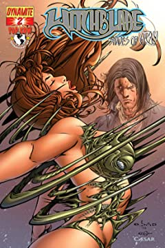 Witchblade: Shades Of Gray #2