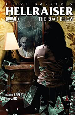 Hellraiser: The Road Below #1 (of 4)