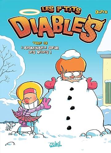 Les P'tits Diables Vol. 20: L'Abominable Soeur des neiges !