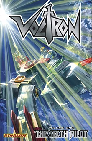 Voltron Vol. 1: The Sixth Pilot