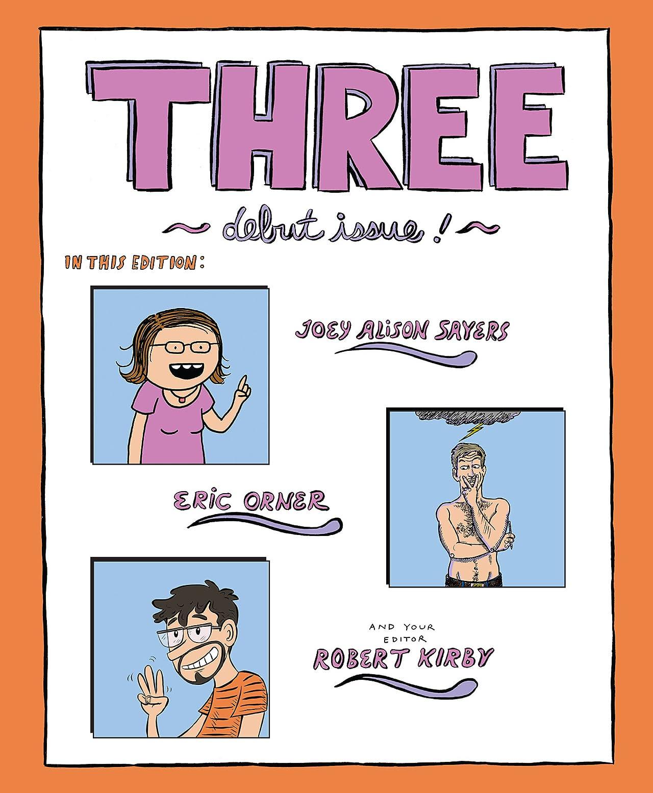 Three #1