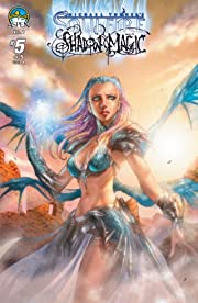 Soulfire: Shadow Magic #5 (of 5)