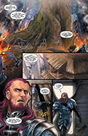 Soulfire: Shadow Magic #5 (of 5)