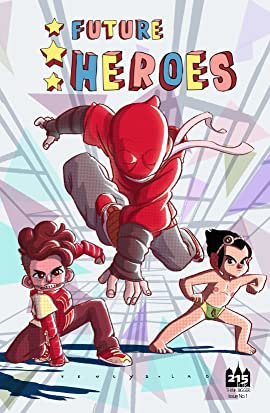 Future Heroes #1