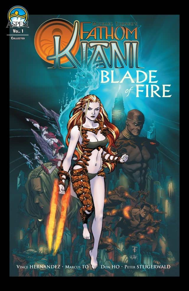 Fathom: Kiani Vol. 1: Blade of Fire