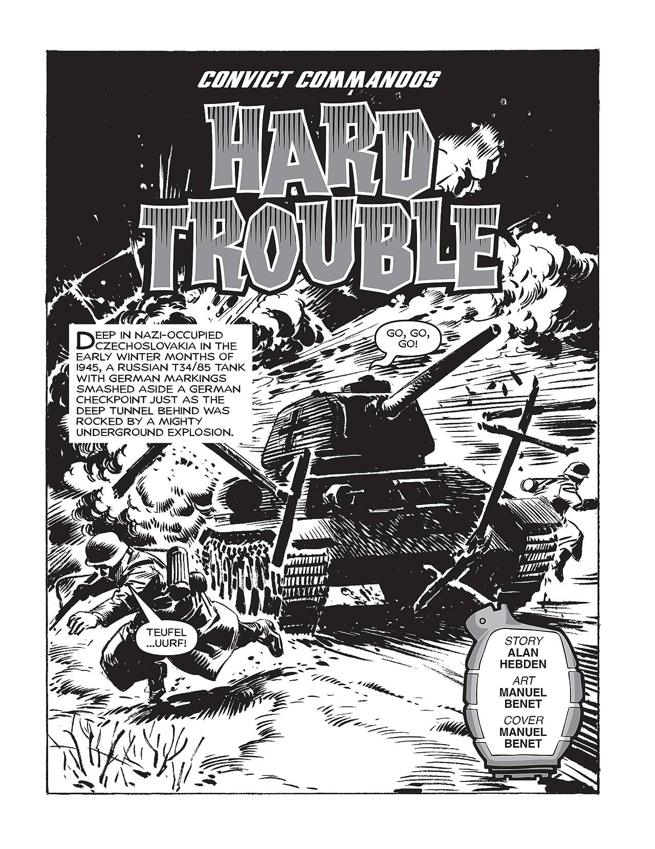 Commando #4871: Hard Trouble