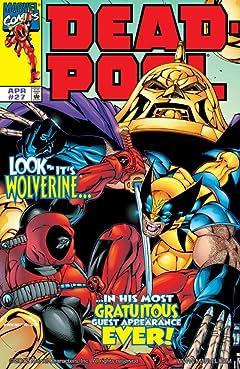 Deadpool (1997-2002) #27