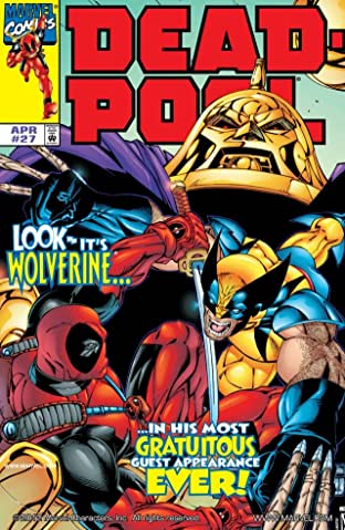 Deadpool (1997-2002) No.27