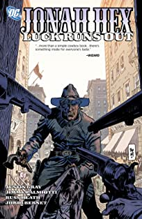 Jonah Hex (2006-2011) Tome 5: Luck Runs Out