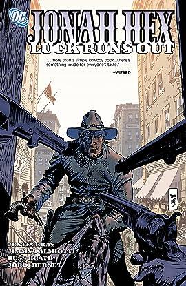 Jonah Hex (2006-2011) Vol. 5: Luck Runs Out