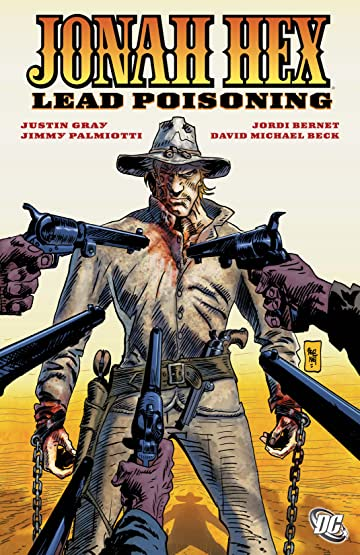 Jonah Hex (2006-2011) Vol. 7: Lead Poisoning