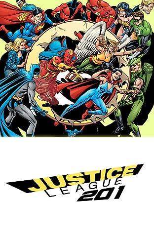 Justice League 201