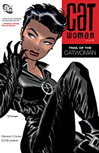 Catwoman (2002-2008) Vol. 1: Trail of the Catwoman