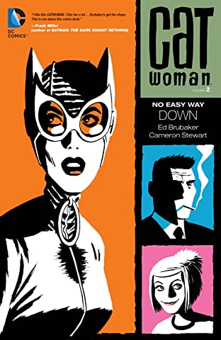 Catwoman (2002-2008) Tome 2: No Easy Way Down