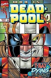 Deadpool (1997-2002) #32