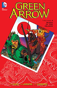 Green Arrow (1988-1998) Tome 4: Blood of the Dragon