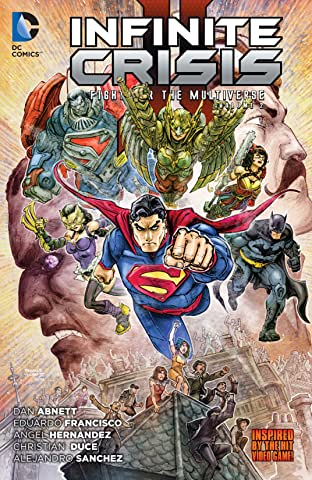 Infinite Crisis: Fight for the Multiverse (2014-2015) Vol. 2