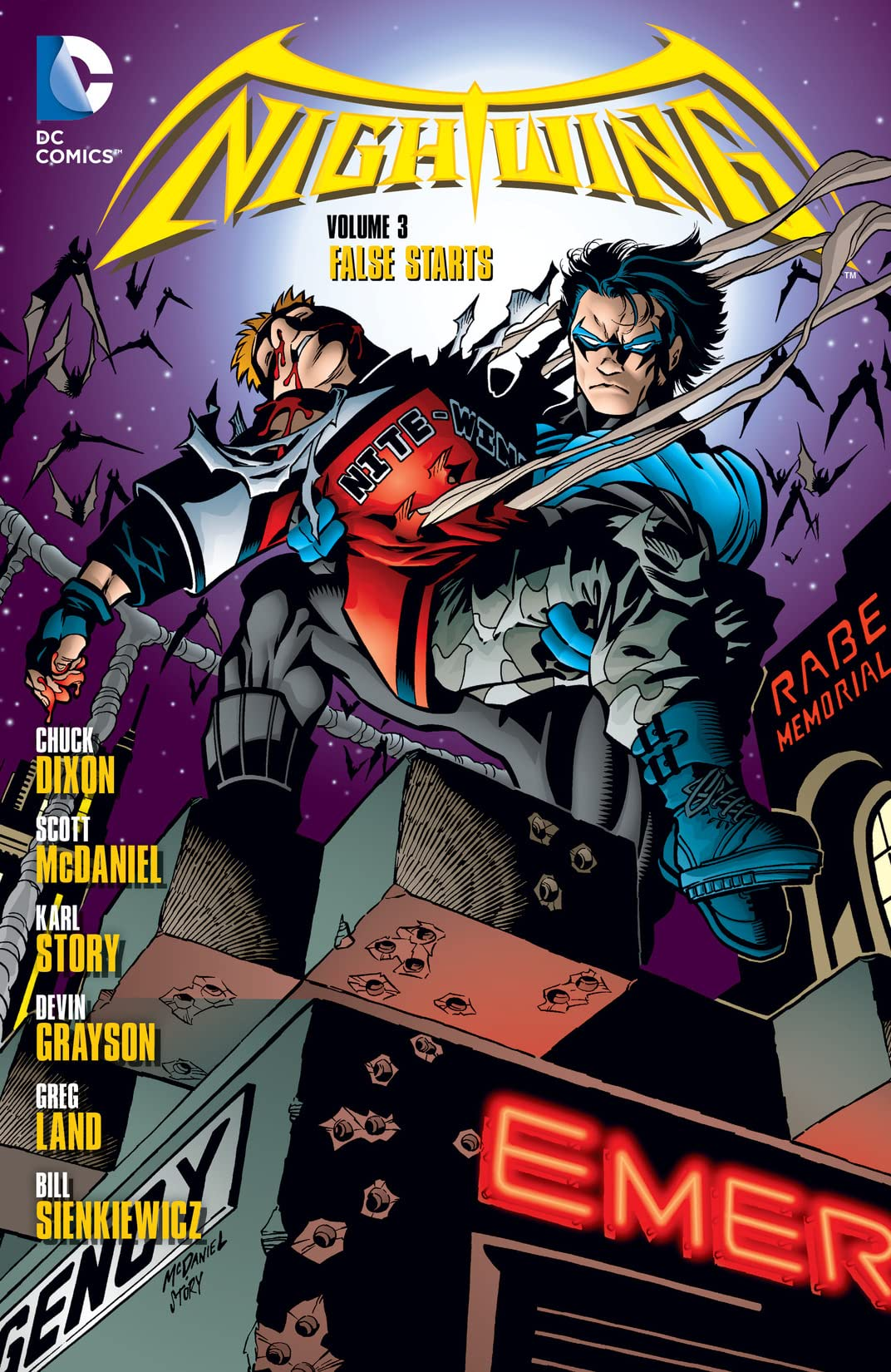 Nightwing (1996-2009) Vol. 3: False Starts